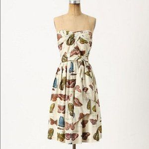 Maeve Lepidoptera Butterfly Dress